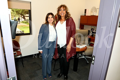 Linda Gutierrez and June Gonzalez