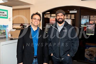 Eddie Osuch and Jeff Gregg