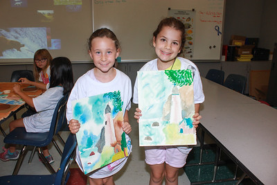 2721 Stella Jeffries and Emily Pagano