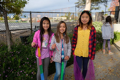 9 Layla Shen, Ava Freiburg and Teddy Song