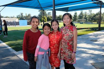 10 Indra Thumati, Emilia Wu, Lila Wang and Claire Shing