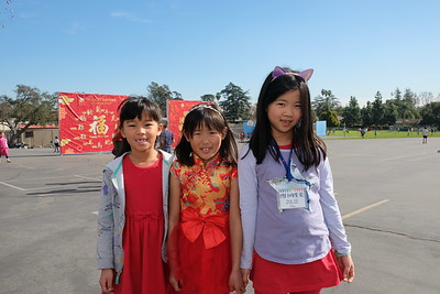 18 Isabelle Mi, Libby Chang and Jolie Chen