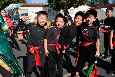 1 Keon Mai, Lucas Wang, Terry Zhang and Victor Tao