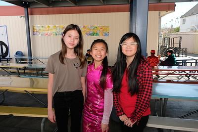 17 Lauren Benedict, Kimberly Zhang and Shelby You