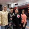 Shawn Chow, Luyi Khasi, Jasmine Huang and Elsa Zong