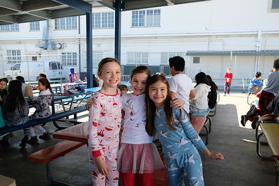 12 Eily Sullivan, Emily Pagano and Lucy Wildeman