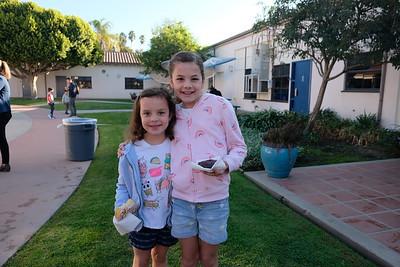 9 Caroline and Emily Pagano