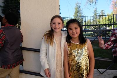 22 Eily Sullivan and Makayla Wong