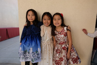 24 Ashlyn Leung, Emilia Wu and Avery Segimoto