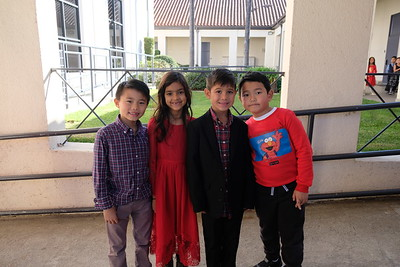 13 Lucas Hsieh, Zahra Mahmud, Patrick Bilvado and Aidan Pan
