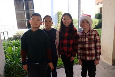 21 Arigon Bulgantamir, Audrey Chung, Claire Shing and Graham Burke