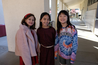 5 Hannah Ponce, Grace Davis and Erica Cheng