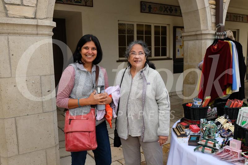 Anisha and Anita Taheer