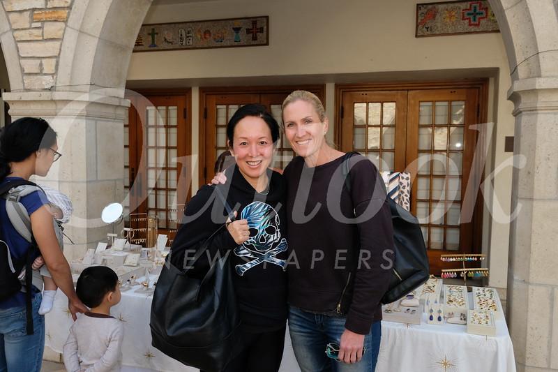 Michele Esbenshade and Maren Pellant
