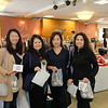 Lisa Nguyen, Ellen Tsang, Angela Sze and Michiko Lee