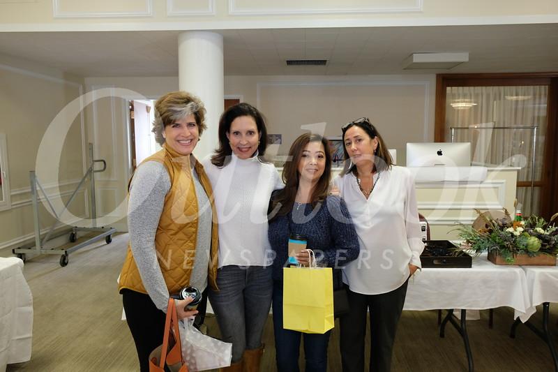 Jennifer Giles, Shari Boyer, Dina McCoy and Marina Cardamone