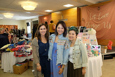 Jenny Singhal, Alice Shyu and Cybil Pucan