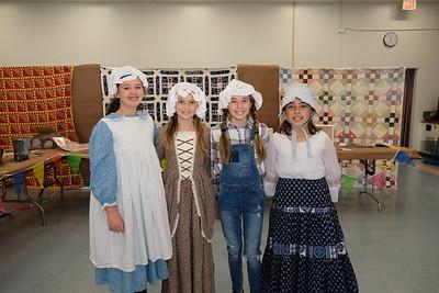2 Kate Snaer, Lila Giardina, Brooke Phelan and Mimi Berstein