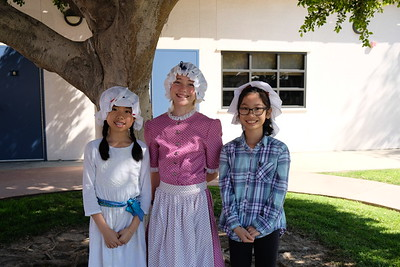 12 Emily Xue, Kattia Bradshaw and Jennifer Ko