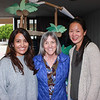 Zarana Patel, Colleen Shields and Jennifer Kang