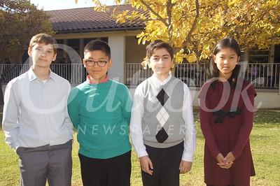 2 Luca Moggio, Matthew Cheung, Davit Feroyan and Camille Tai