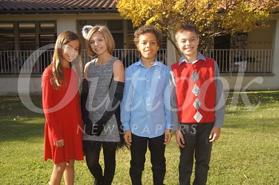 3 Libby Esbenshade, Arden Richardson, Kamen Farquhar and JJ Wilson