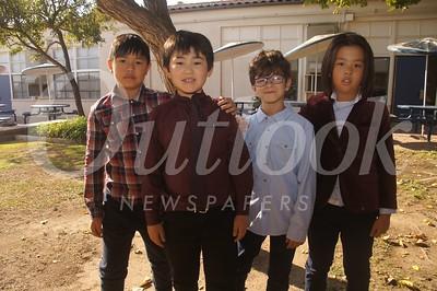 21 Ethan Bai, Blake Brown, Yoav Lovinger and Fuming Yang