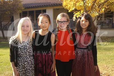 1 Charlotte Anthony, Sophie Yu, Tylie Pellant and Sophia Alvidrez