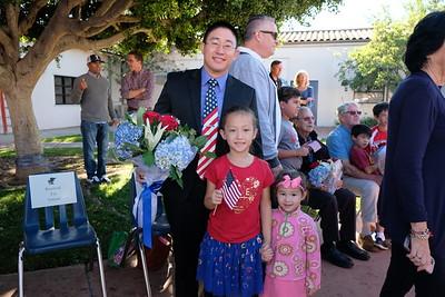 15 Jeremy, Evelyn and Caroline Chang