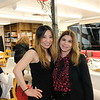 Mimy Vandenburg and event chair Linda Gutierrez