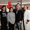 Dr. Connie Cheng Pham, Dr. Cathy Newton, Gene Chuang and Dr. Elizabeth Dos Santos Chen
