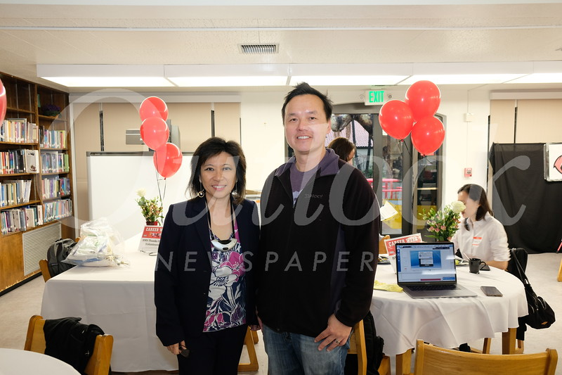 Joceyln Young and Gene Chuang