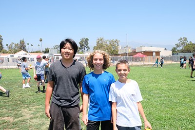9 Jason Chen, Justin Levy and Gavin Wolfrank
