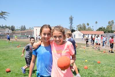 2 Libby Esbenshade and Kayla Giddings
