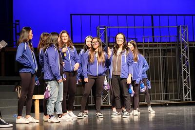 13 Girls Waterpolo