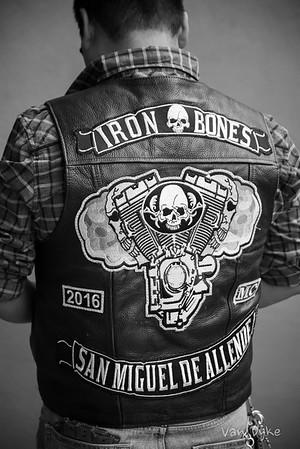 Iron Bone's Motorcycle Club