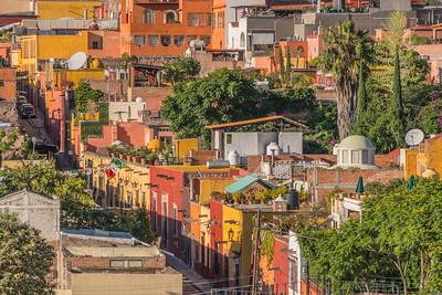 Colorful San Miguel de Allende