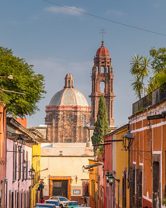 Churches in San Miguel