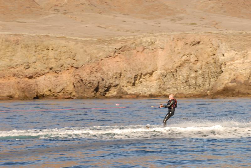 San Miguel sailing