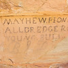 A Mayhew. Pioneer to the Dirty Devil, W. Alldredge Road Instructor, L Young Bull Whacker (?),