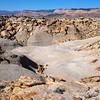 Above Mussentuchit Wash, Mussentuchit Badlands