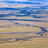 View of Mussentuchit Badlands