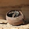 Numic basket and ceramic