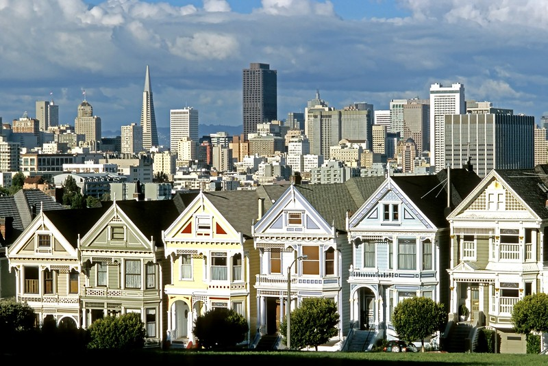 Stock photo of San Francisco