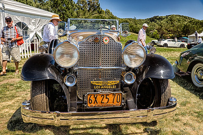 Marin Sonoma Concours d'Elegance 2013