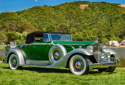 Best of Show Concours d'Elegance