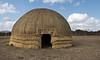 oNdini Royal Kraal, The Last Independent Zulu King,  Cetshwayo's Royal Kraal, iQukwane hut