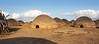 uMgungundlovu, King Dingaan's Royal Kraal,KwaZulu-Natal,iQukwane huts