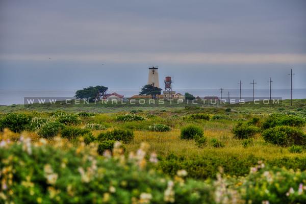 san simeon lighthouse 0274