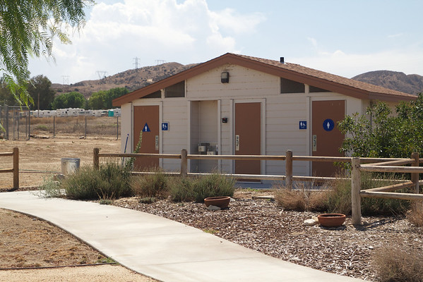 San Timoteo Schoolhouse - August 2013